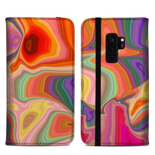 Mind Trip Samsung Galaxy S9 Plus Folio Case