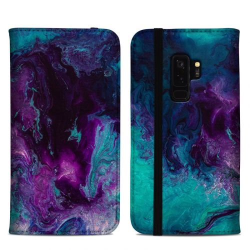 Nebulosity Samsung Galaxy S9 Plus Folio Case