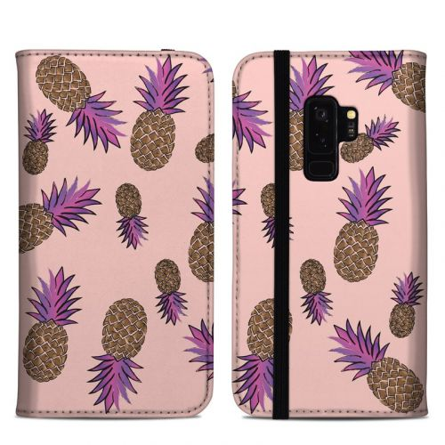 Rain Samsung Galaxy S9 Plus Folio Case