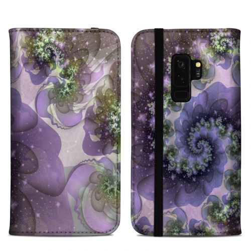 Turbulent Dreams Samsung Galaxy S9 Plus Folio Case