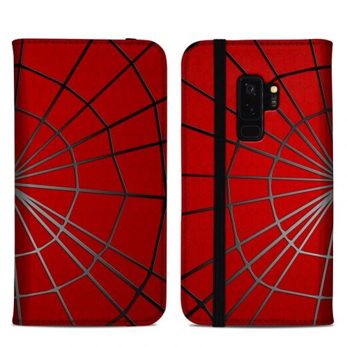 Webslinger Samsung Galaxy S9 Plus Folio Case