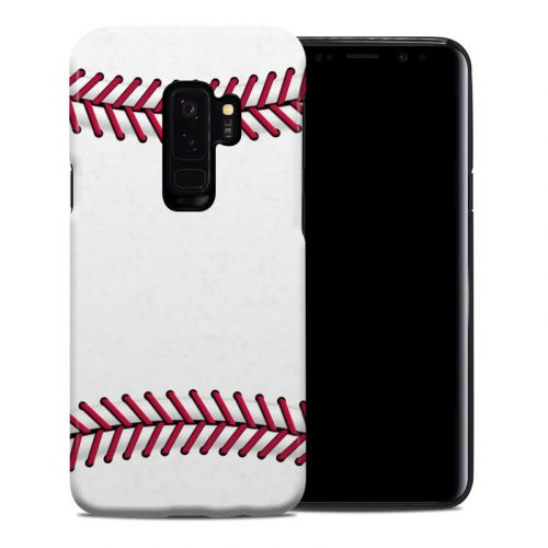 Baseball Samsung Galaxy S9 Plus Hybrid Case