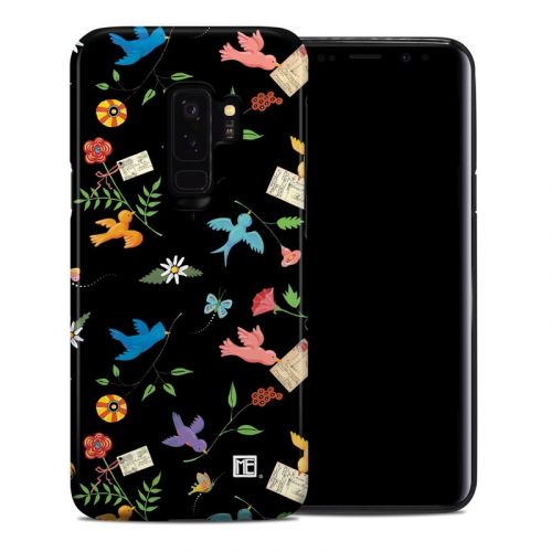 Birds Samsung Galaxy S9 Plus Hybrid Case