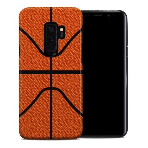 Basketball Samsung Galaxy S9 Plus Hybrid Case