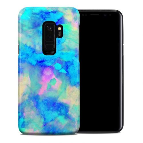 Electrify Ice Blue Samsung Galaxy S9 Plus Hybrid Case
