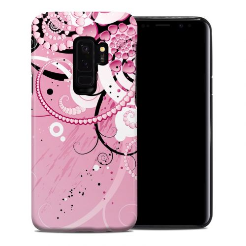 Her Abstraction Samsung Galaxy S9 Plus Hybrid Case