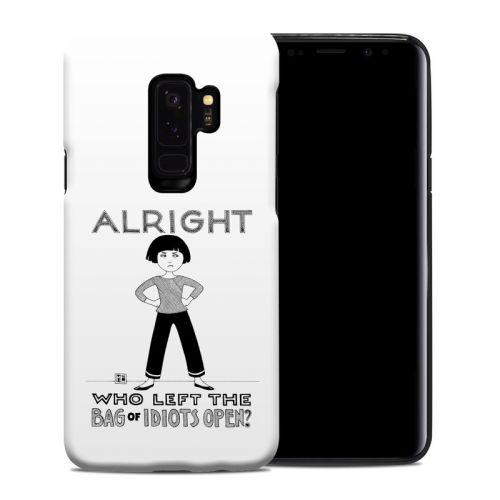 Bag of Idiots Samsung Galaxy S9 Plus Hybrid Case