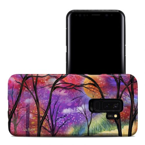 Moon Meadow Samsung Galaxy S9 Plus Hybrid Case