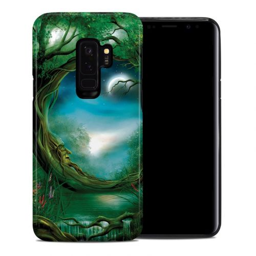 Moon Tree Samsung Galaxy S9 Plus Hybrid Case