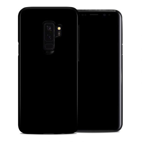 Solid State Black Samsung Galaxy S9 Plus Hybrid Case