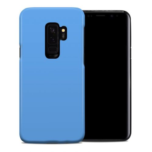 Solid State Blue Samsung Galaxy S9 Plus Hybrid Case