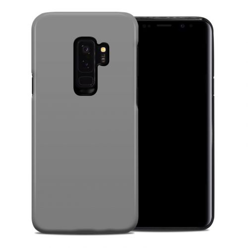 Solid State Grey Samsung Galaxy S9 Plus Hybrid Case