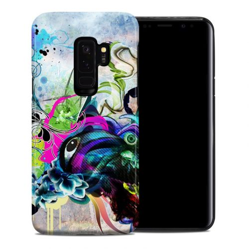 Streaming Eye Samsung Galaxy S9 Plus Hybrid Case