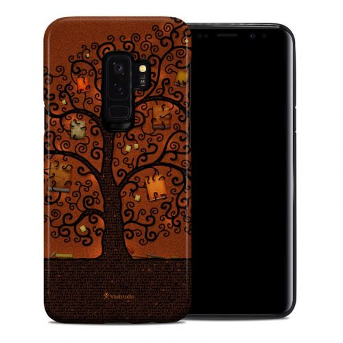 Tree Of Books Samsung Galaxy S9 Plus Hybrid Case