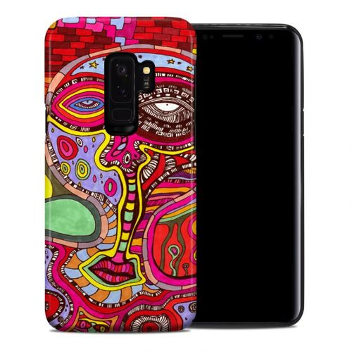 The Wall Samsung Galaxy S9 Plus Hybrid Case