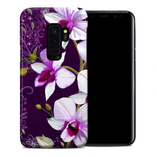 Violet Worlds Samsung Galaxy S9 Plus Hybrid Case