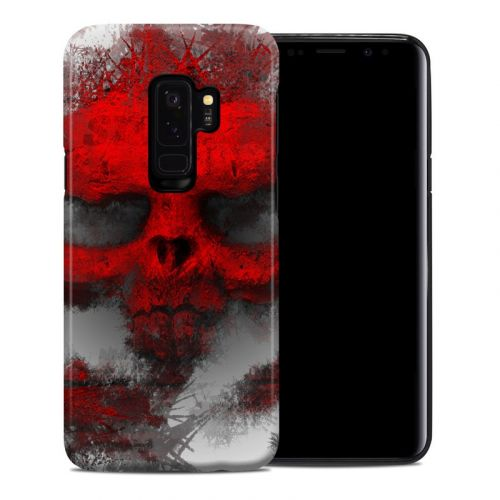 War Light Samsung Galaxy S9 Plus Hybrid Case