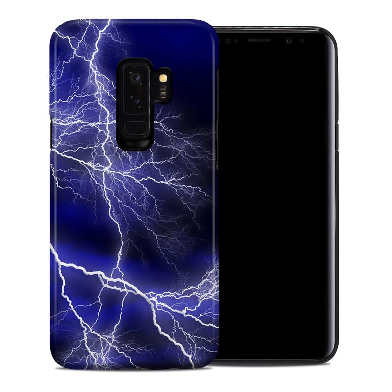 Apocalypse Blue Samsung Galaxy S9 Plus Hybrid Case