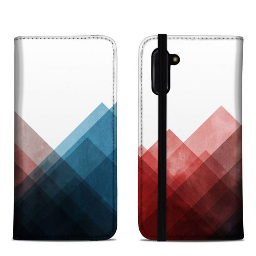 Journeying Inward Samsung Galaxy Note 10 Folio Case