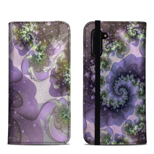 Turbulent Dreams Samsung Galaxy Note 10 Folio Case