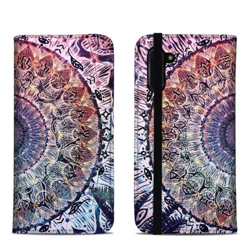 Waiting Bliss Samsung Galaxy Note 10 Folio Case