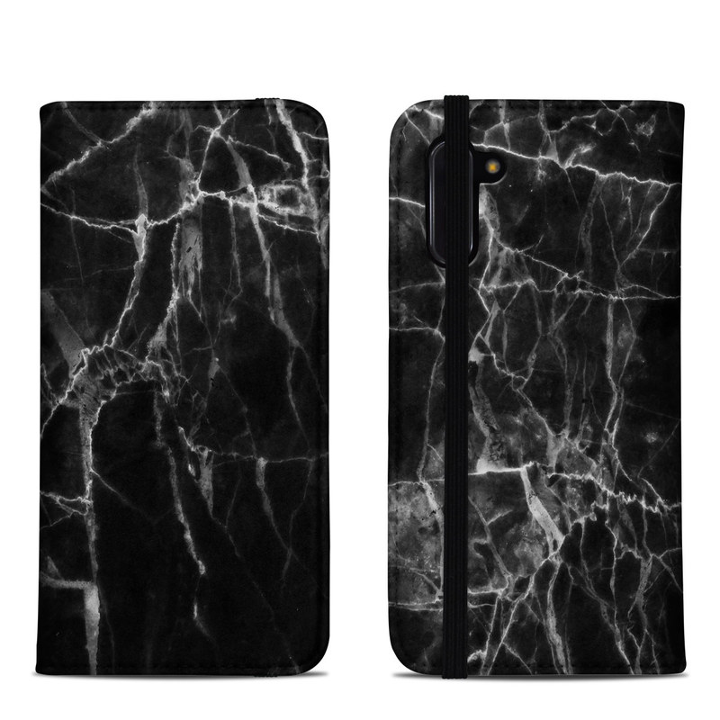 Samsung Galaxy Note 10 Folio Case design of Black, White, Nature, Black-and-white, Monochrome photography, Branch, Atmosphere, Atmospheric phenomenon, Tree, Sky with black, white colors