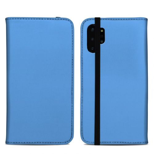 Solid State Blue Samsung Galaxy Note 10 Plus Folio Case