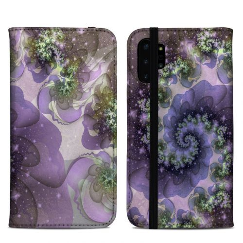 Turbulent Dreams Samsung Galaxy Note 10 Plus Folio Case