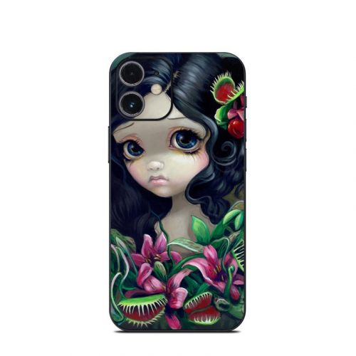 Carnivorous Bouquet iPhone 12 mini Skin