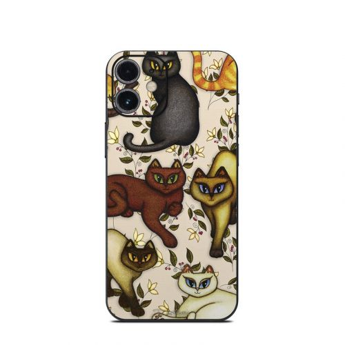 Cats iPhone 12 mini Skin