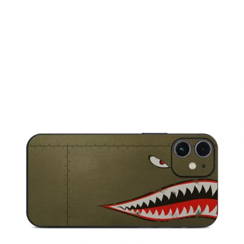 USAF Shark iPhone 12 mini Skin