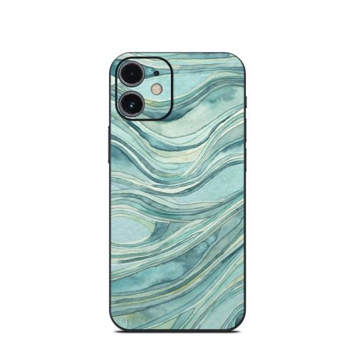 Waves iPhone 12 mini Skin