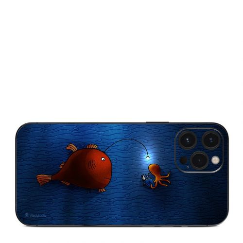 Angler Fish iPhone 12 Pro Max Skin