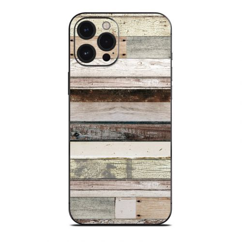 Eclectic Wood iPhone 12 Pro Max Skin