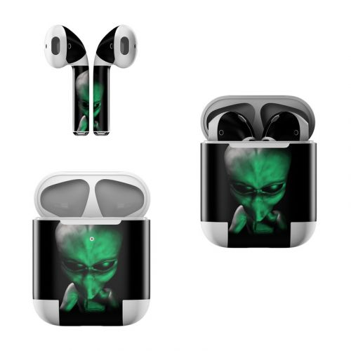 Abduction Apple AirPods Skin