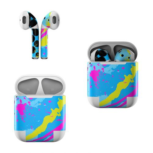 Acid Apple AirPods Skin