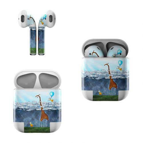 Above The Clouds Apple AirPods Skin