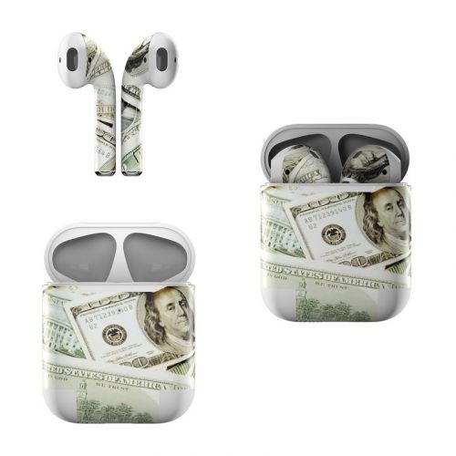 Benjamins Apple AirPods Skin