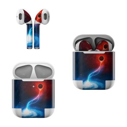 Black Hole Apple AirPods Skin