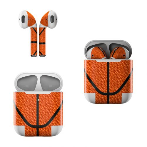 Basketball Apple AirPods Skin