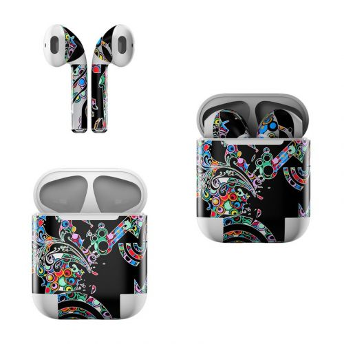 Circle Madness Apple AirPods Skin
