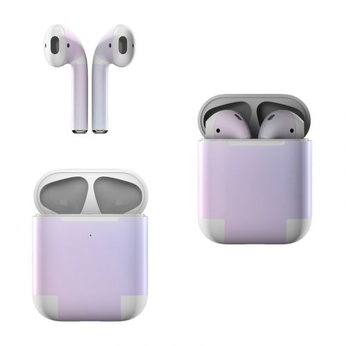 Cotton Candy Apple AirPods Skin