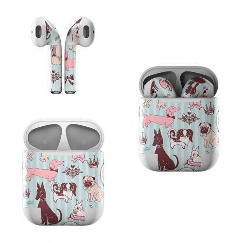 Doggy Boudoir Apple AirPods Skin