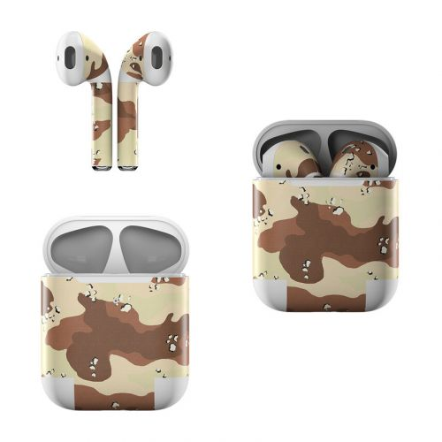 Desert Camo Apple AirPods Skin