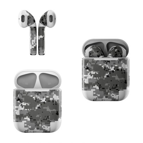 Digital Urban Camo Apple AirPods Skin
