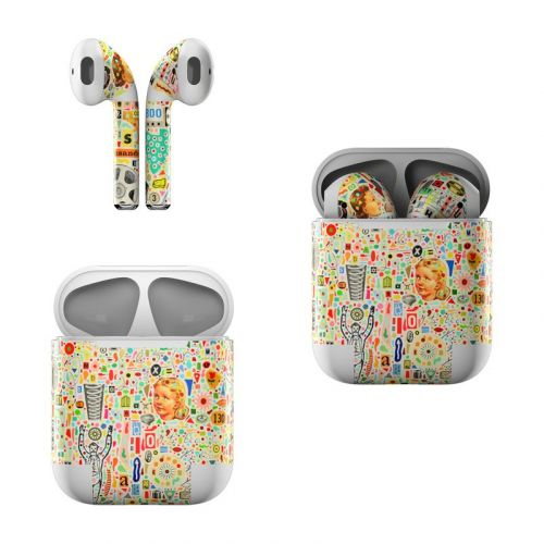 Effloresce Apple AirPods Skin