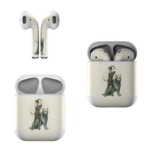 Half Elf Girl Apple AirPods Skin