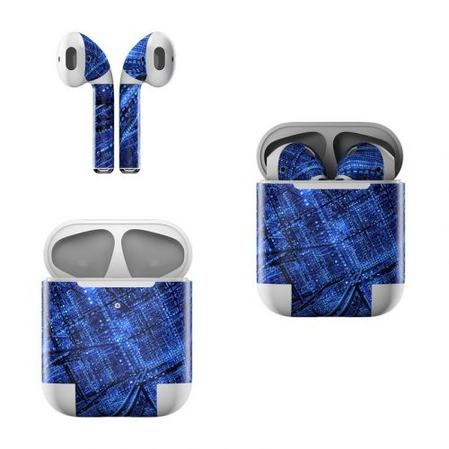 Grid Apple AirPods Skin