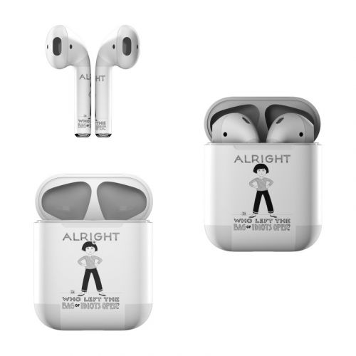 Bag of Idiots Apple AirPods Skin