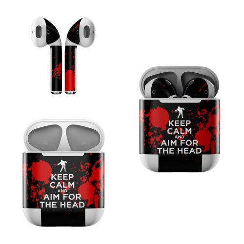 Zombie Apple AirPods Skin
